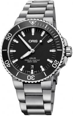 Oris Aquis Date 43.5mm 01 733 7730 4124-07 8 24 05EB
