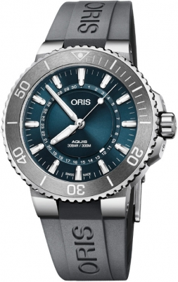 Oris Source of Life Limted Edition 01 733 7730 4125-Set RS
