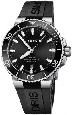 Oris Aquis Date 43.5mm 01 733 7730 4134-07 4 24 64EB