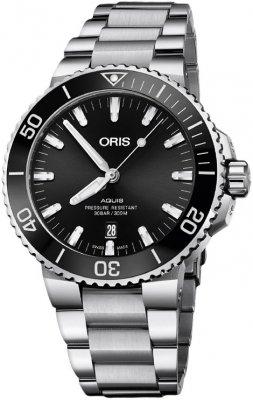 Oris Aquis Date 43.5mm 01 733 7730 4134-07 8 24 05PEB