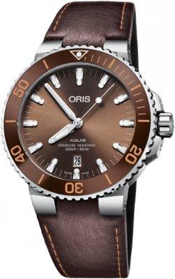 Oris Aquis Date 43.5mm 01 733 7730 4152-07 5 24 12EB