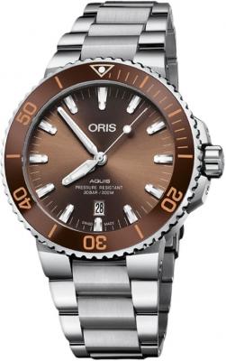 Oris Aquis Date 43.5mm 01 733 7730 4152-07 8 24 05PEB