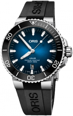 Oris Aquis Date 43.5mm 01 733 7730 4185-Set RS