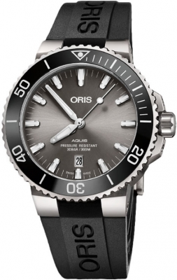 Oris Aquis Date 43.5mm 01 733 7730 7153-07 4 24 64TEB