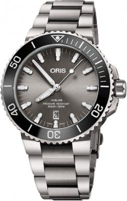 Oris Aquis Date 43.5mm 01 733 7730 7153-07 8 24 15PEB