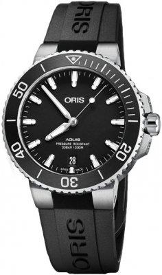 Oris Aquis Date 39.5mm 01 733 7732 4124-07 4 21 64FC