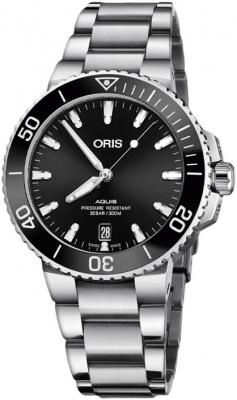 Oris Aquis Date 39.5mm 01 733 7732 4134-07 8 21 05PEB