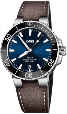 Oris Aquis Date 39.5mm 01 733 7732 4135-07 5 21 10FC