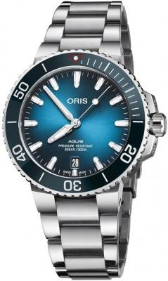 Oris Aquis Date 39.5mm 01 733 7732 4185-Set
