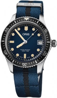Oris Divers Sixty Five 36mm 01 733 7747 4055-07 5 17 28