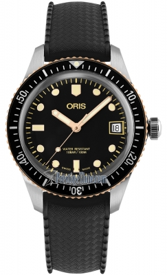 Oris Divers Sixty Five 36mm 01 733 7747 4354-07 4 17 18