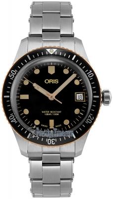 Oris Divers Sixty Five 36mm 01 733 7747 4354-07 8 17 18