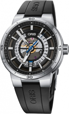 Oris TT1 Engine Date 01 733 7752 4124-07 4 24 06FC