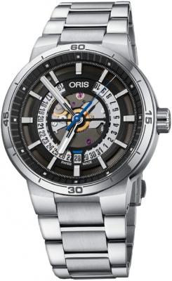 Oris TT1 Engine Date 01 733 7752 4124-07 8 24 08