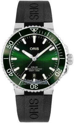 Oris Aquis Date 41.5mm 01 733 7766 4157-07 4 22 64FC
