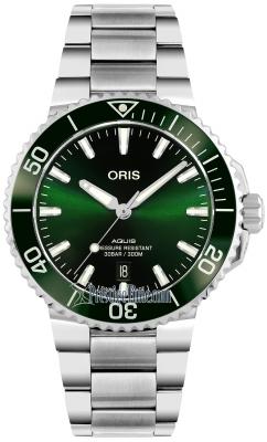 Oris Aquis Date 41.5mm 01 733 7766 4157-07 8 22 05PEB