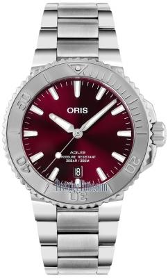 Oris Aquis Date 41.5mm 01 733 7766 4158-07 8 22 05PEB
