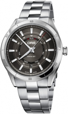 Oris Artix GT Day Date 42mm 01 735 7751 4153-07 8 21 87