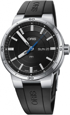 Oris Williams F1 Team Day Date 42mm 01 735 7752 4154-07 4 24 06FC