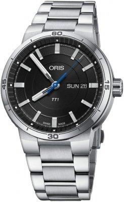 Oris Williams F1 Team Day Date 42mm 01 735 7752 4154-07 8 24 08