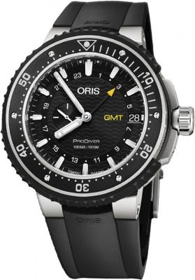Oris ProDiver GMT 49mm 01 748 7748 7154-07 4 26 74TEB