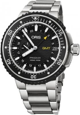 Oris ProDiver GMT 49mm 01 748 7748 7154-07 8 26 74PEB