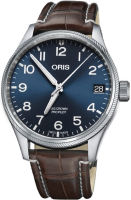 Oris Big Crown ProPilot Date 41mm 01 751 7697 4065-07 1 20 72FC