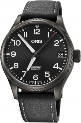 Oris Big Crown ProPilot Date 41mm 01 751 7697 4264-07 5 20 19GFC