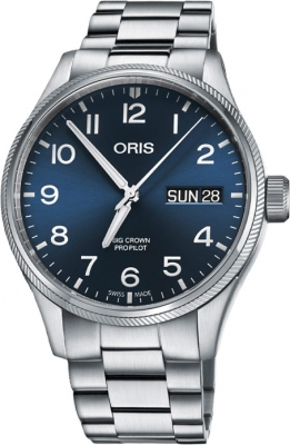 Oris Big Crown ProPilot Day Date 45mm 01 752 7698 4065-07 8 22 19