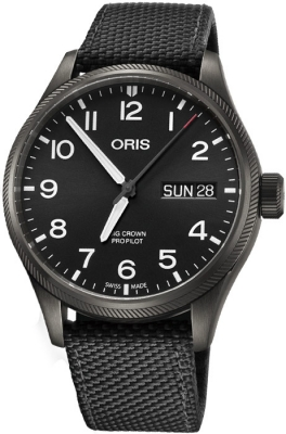 Oris Big Crown ProPilot Day Date 45mm 01 752 7698 4264-07 5 22 15GFC