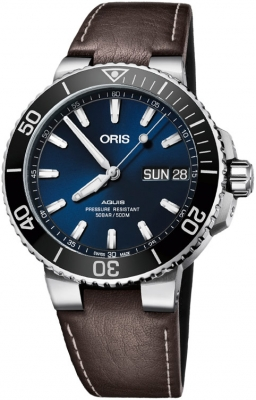 Oris Aquis Big Day Date 45.5mm 01 752 7733 4135-07 5 24 10EB