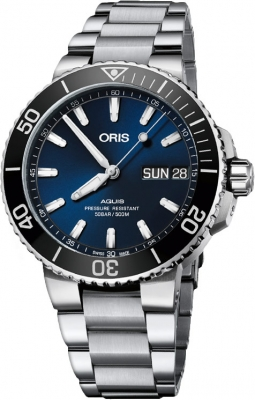 Oris Aquis Big Day Date 45.5mm 01 752 7733 4135-07 8 24 05PEB