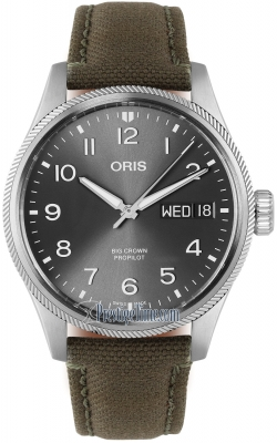 Oris Big Crown ProPilot Day Date 44mm 01 752 7760 4063-07 3 22 02LC
