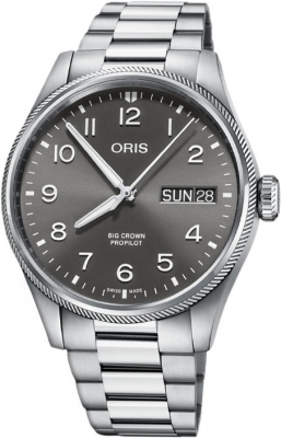 Oris Big Crown ProPilot Day Date 44mm 01 752 7760 4063-07 8 22 08P