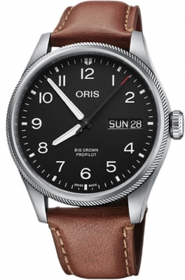 Oris Big Crown ProPilot Day Date 44mm 01 752 7760 4164-07 5 22 07LC