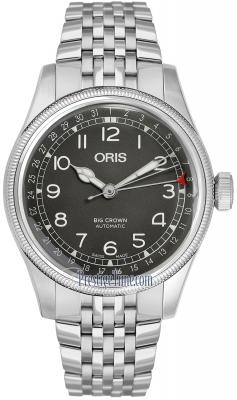 Oris Big Crown Pointer Date 40mm 01 754 7741 4064-07 8 20 22