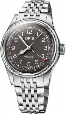 Oris Big Crown Pointer Date 40mm 01 754 7741 4064-07 8 20 22