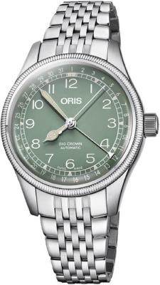 Oris Big Crown Pointer Date 36mm 01 754 7749 4067-07 8 17 22