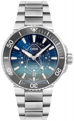 Oris Aquis Date 43.5mm 01 761 7765 4185-Set