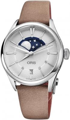 Oris Artelier Grande Lune Date 01 763 7723 4051-07 5 18 33FC