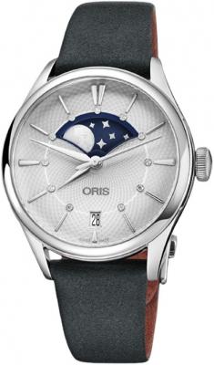 Oris Artelier Grande Lune Date 01 763 7723 4051-07 5 18 34FC