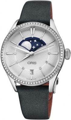 Oris Artelier Grande Lune Date 01 763 7723 4951-07 5 18 34FC