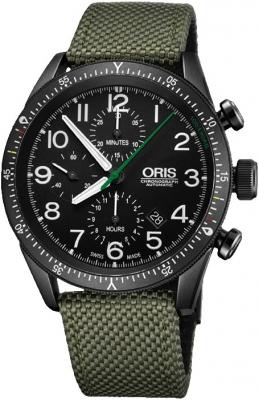 Oris Big Crown ProPilot Chronograph 44mm 01 774 7661 7734-Set TS