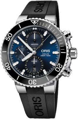 Oris Aquis Chronograph 45.5mm 01 774 7743 4155-07 4 24 64EB