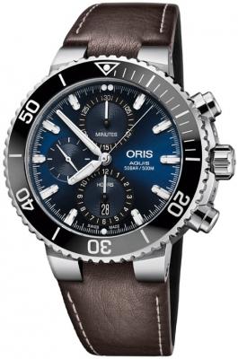 Oris Aquis Chronograph 45.5mm 01 774 7743 4155-07 5 24 10EB