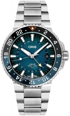 Oris Aquis GMT Date 43.5mm 01 798 7754 4175-Set