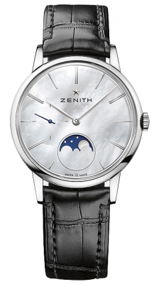 Zenith Elite Ultra Thin Lady Moonphase 36mm 03.2320.692/80.c714