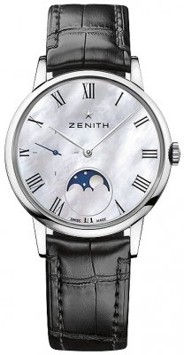 Zenith Elite Ultra Thin Lady Moonphase 36mm 03.2320.692/81.c714