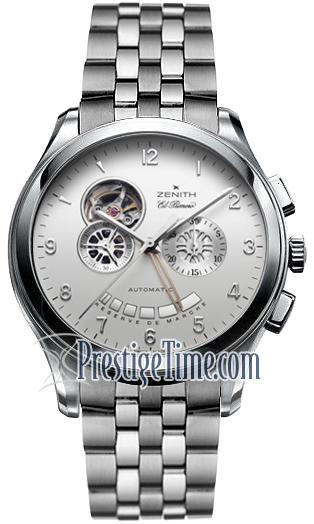 03.0520.4021 01.m520 Zenith Grande Class XXT Open Mens Watch e0c72a226a