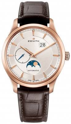 Zenith Elite Moonphase 18.2143.691/01.c498